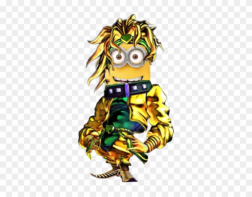 Kono Dio Da Xdd You Expected Banana Lol 47aeb6616c233