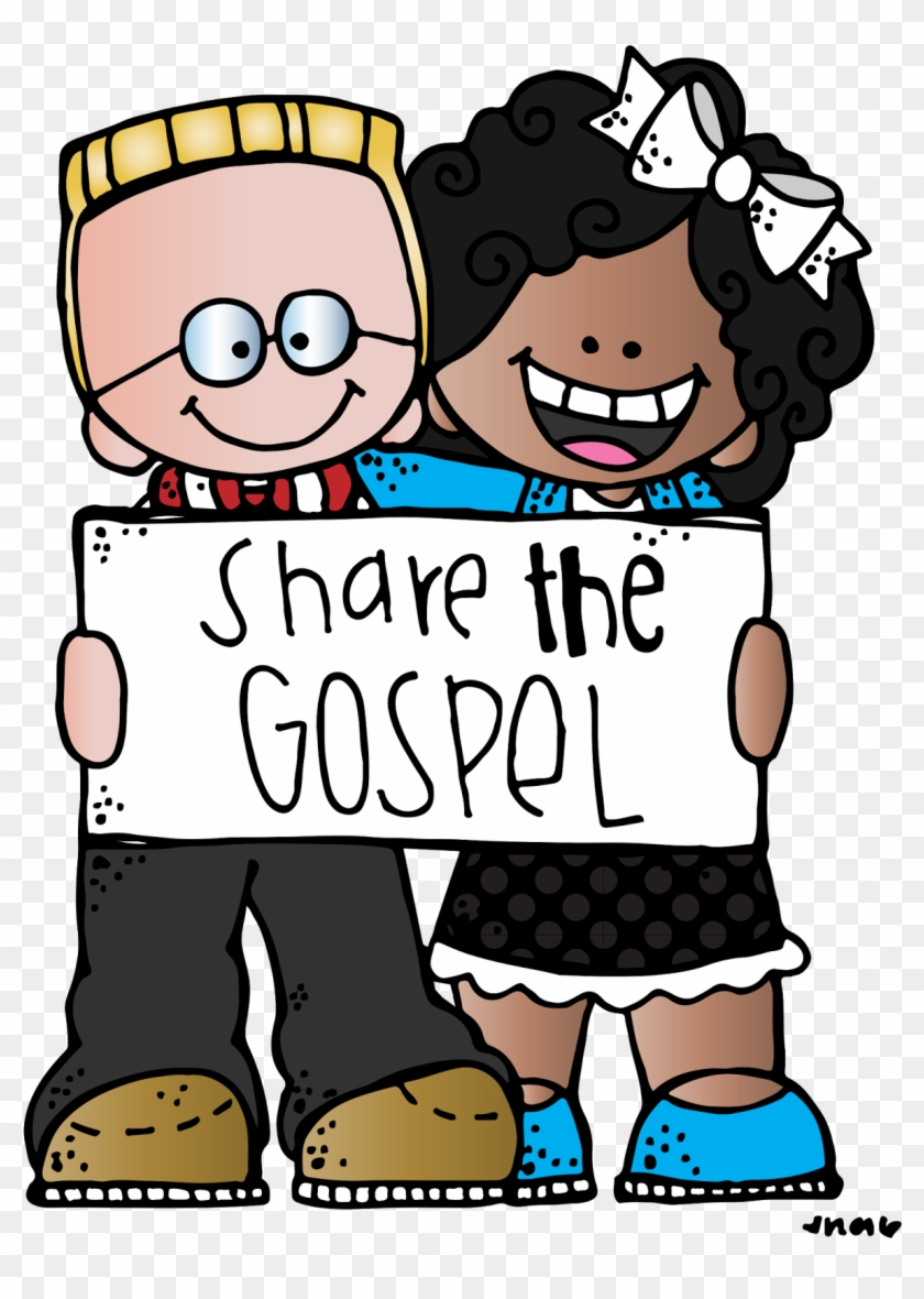 Picture Melonheadz Lds Illustrating General Conference - Share The Gospel Clip Art #1349185