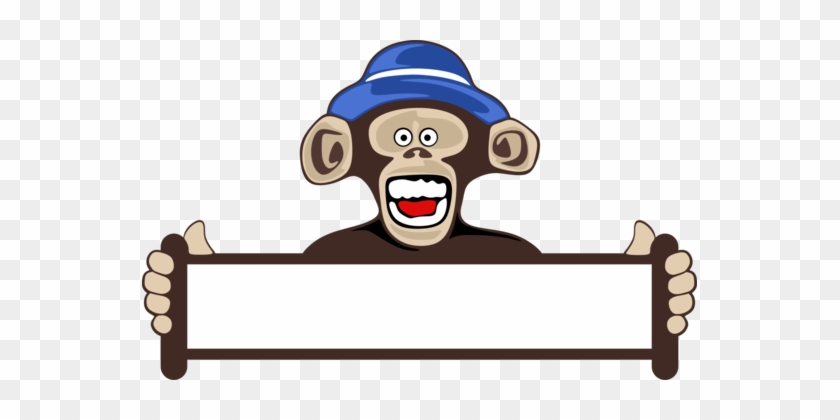 Computer Icons Download Symbol New Year - Happy New Year Monkey 2018 #1349453
