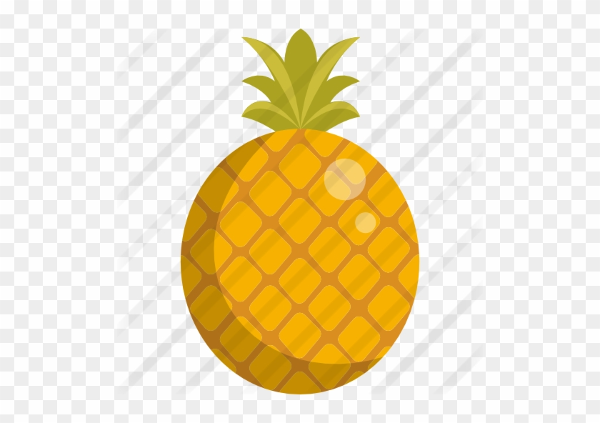 Pineapple Free Icon - Pineapple Fruit Psd Icon #1349995