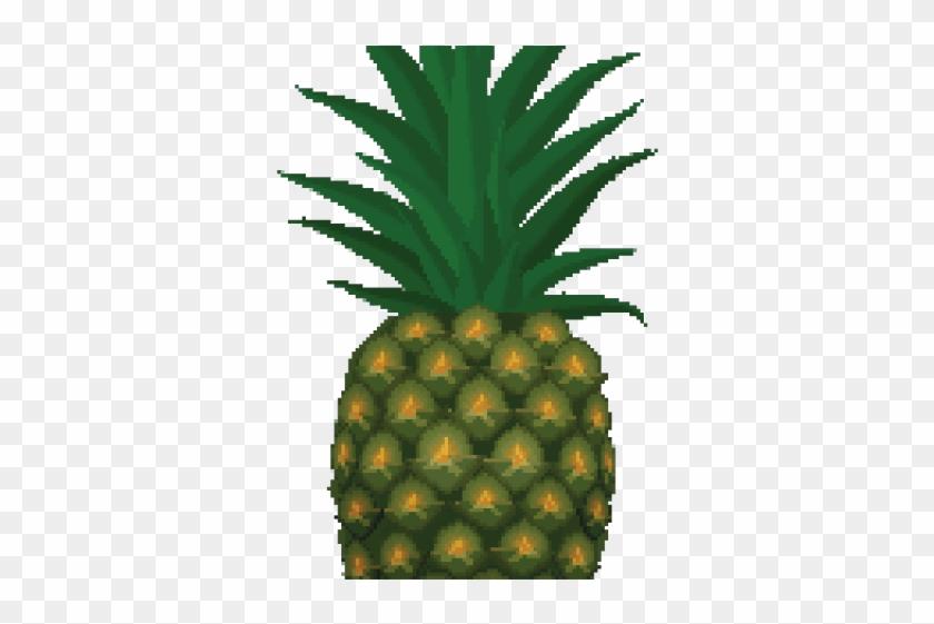 Heart (love) Pineapple Throw Blanket #1350018