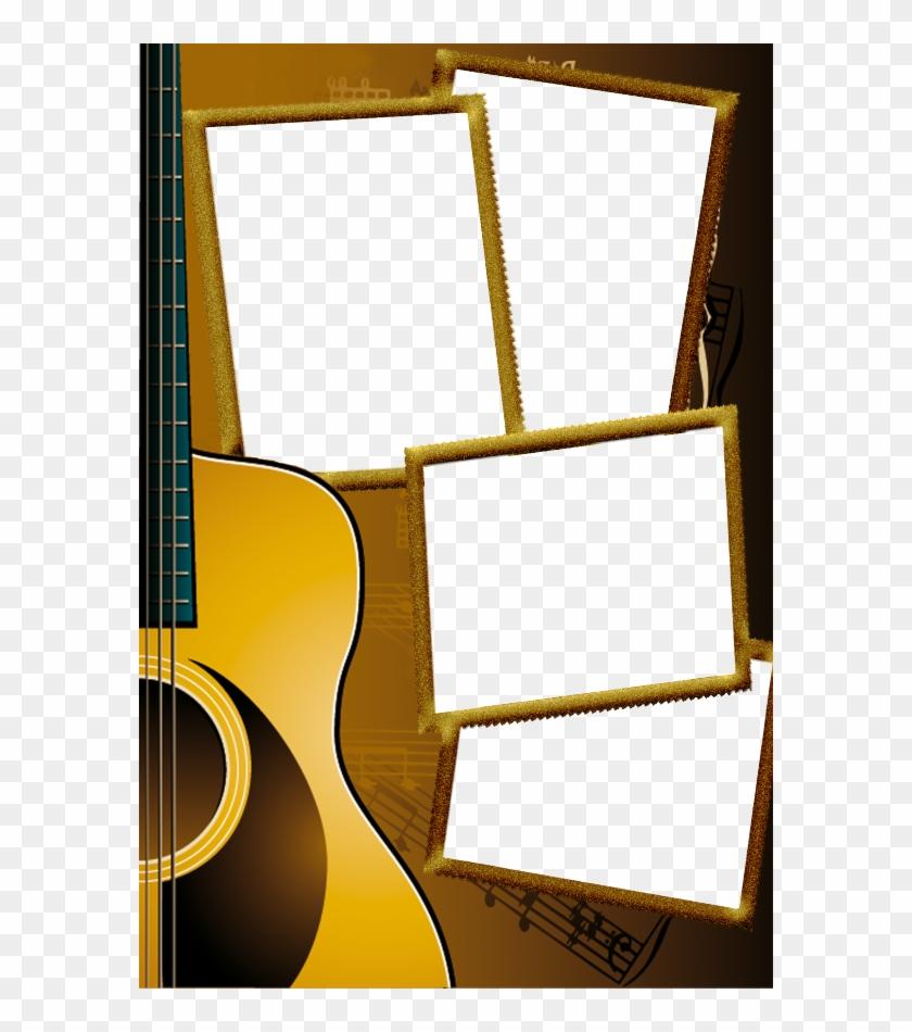Foto Montagens Molduras - Molduras Para Fotos Musical #1350178