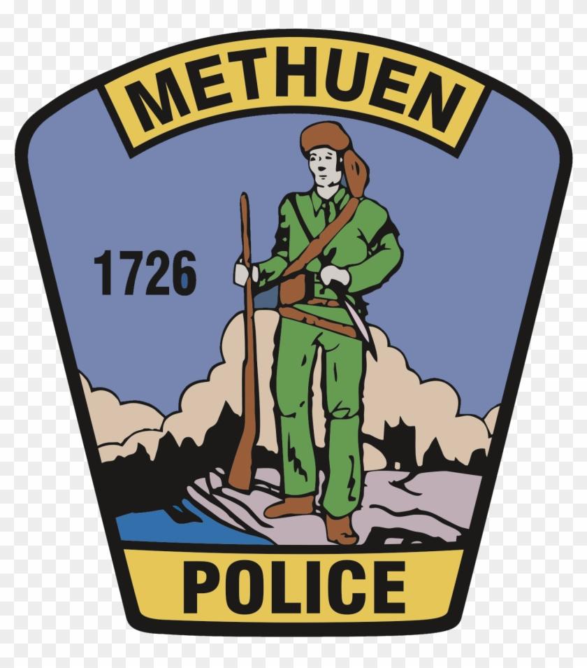 Methuen Police Department Joseph Solomon, Chief Of - Methuen Police Department #1350258