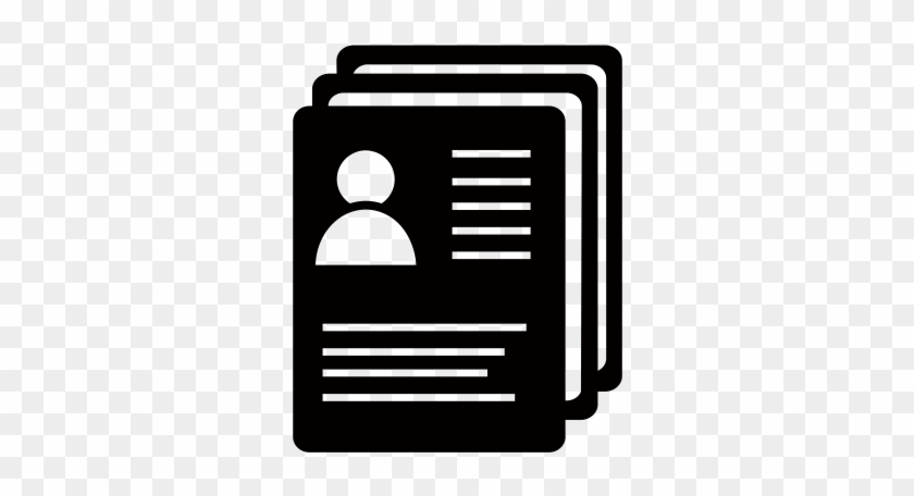Hr Resume Search Icon Salary Free Transparent Png Clipart