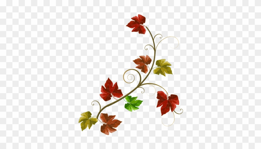 Kaz Creations Autumn Fall Leaves Leafs - Autumn Leaves Decoration Png #1351458