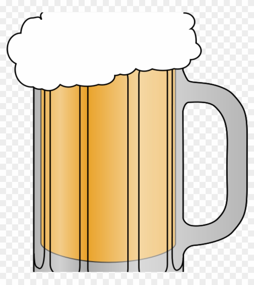 Beer Clipart Free Beer Clip Art Images Free For Commercial - Beer Mug Clip Art #1351728