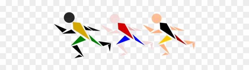 Summer Olympic Games Track & Field Running Sports - Track And Field Olympics Clip Art #1352097