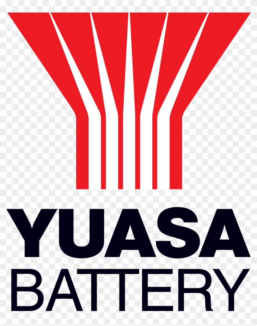Yuasa Battery Logo For Light Background Yuasa Battery Free Transparent Png Clipart Images Download