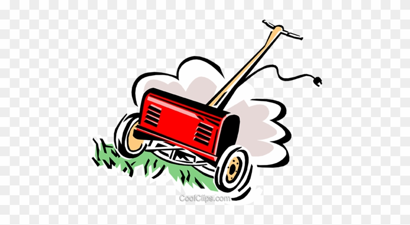 Lawn Mower Royalty Free Vector Clip Art Illustration Lawn Care Free Transparent Png Clipart Images Download