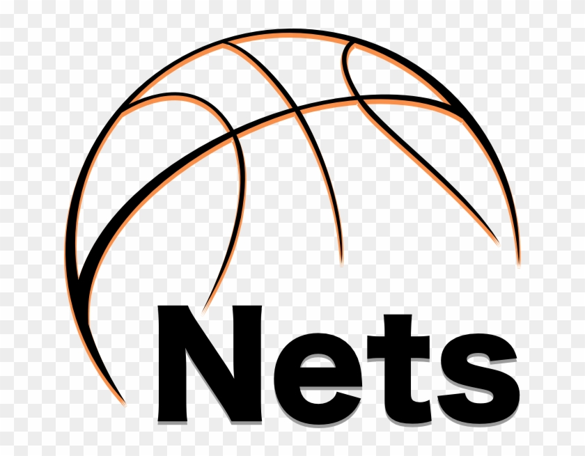 The Brooklyn Nets - Vector Basketball #1354667