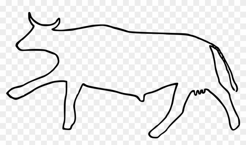 Cattle Painting Computer Icons Mustang - Lascaux Cave Paintings Dead #1355063