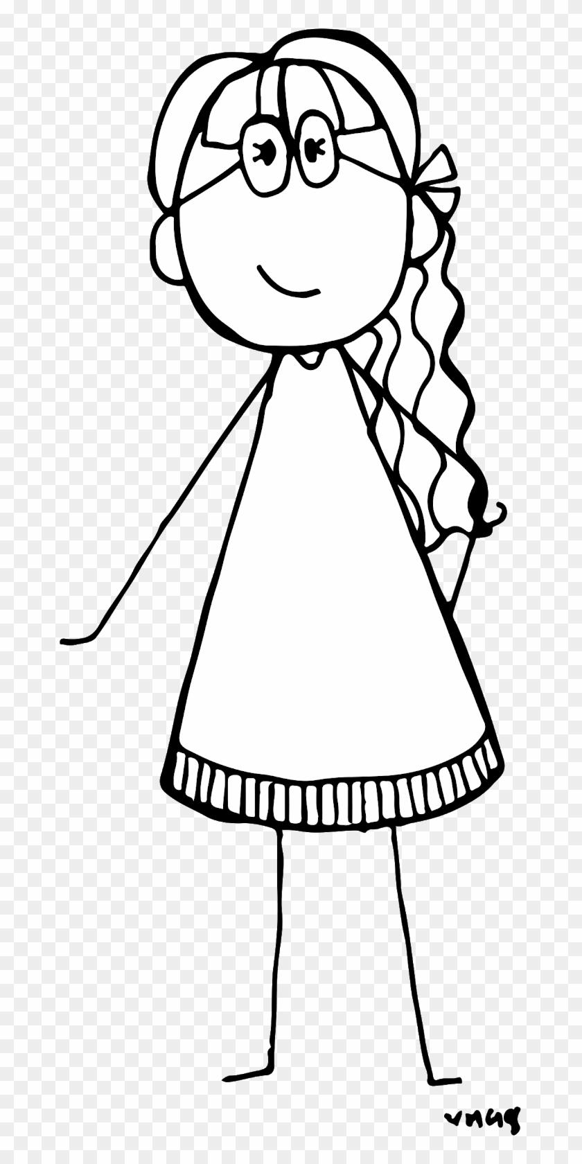 Activity Days For Girls Clip Art - Melonheadz Lds Illustrating Blogspot #1355415