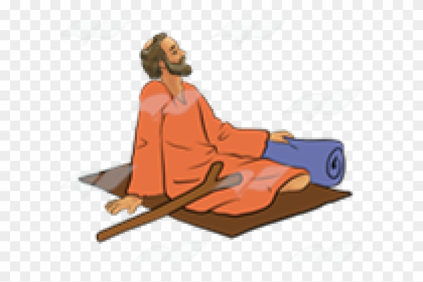 Man On A Mat Clipart - Free Transparent PNG Clipart Images