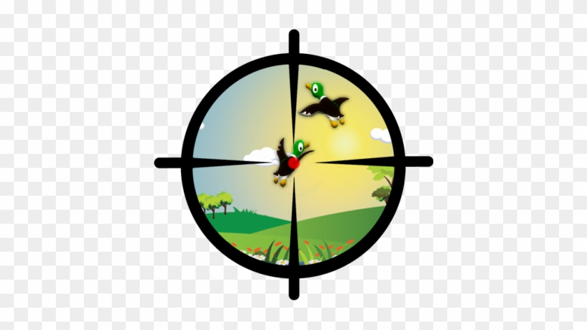Duck Hunting Game - Duck Hunting Game - Free Transparent PNG