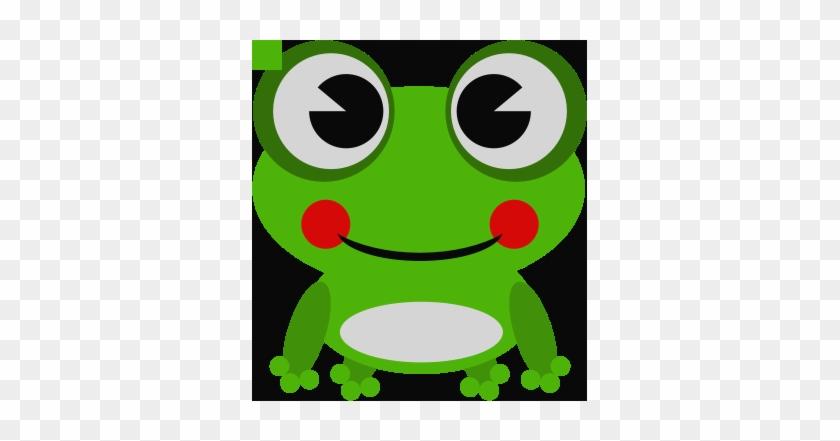Animated Frog Clipart Animated Frog Clipart - Cute Cartoon Frog #1357774