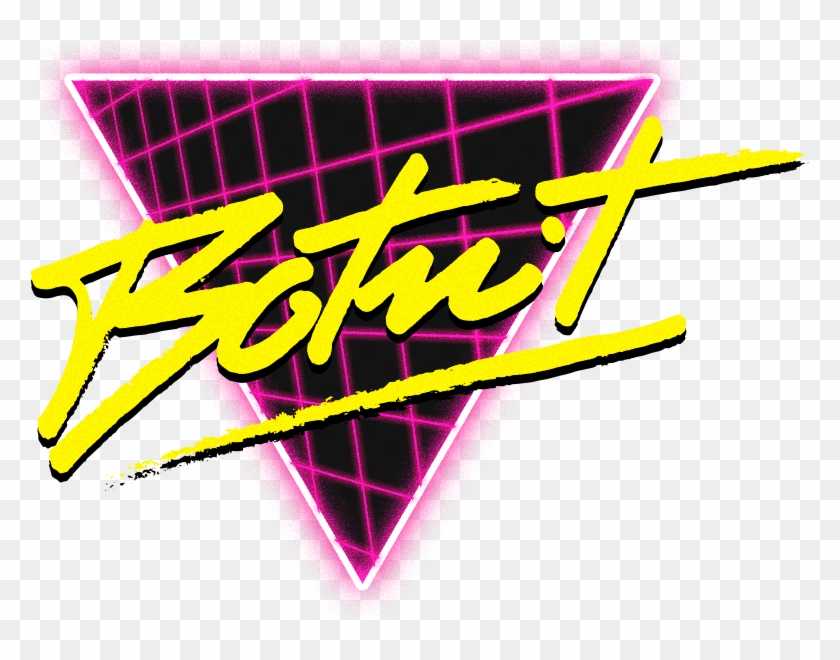 80s Vector 90's - 80s Branding - Free Transparent PNG Clipart Images