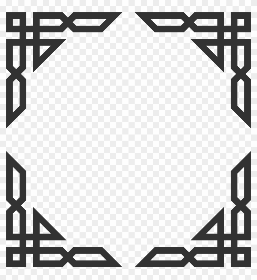 islamic corners ornamentsart icons ornamen islami free transparent png clipart images download islamic corners ornamentsart icons
