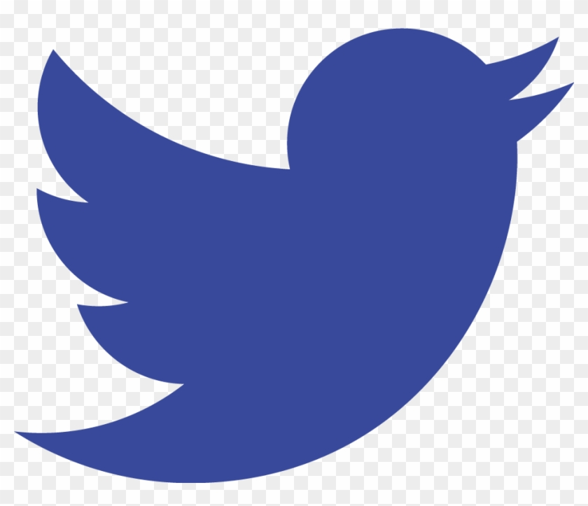 Twitter Facebook Instagram Youtube - Blue Twitter Icon Png #1358941