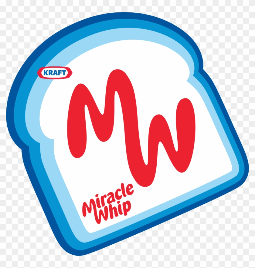 Miracle Whip - Miracle Whip Logo Png #1359339