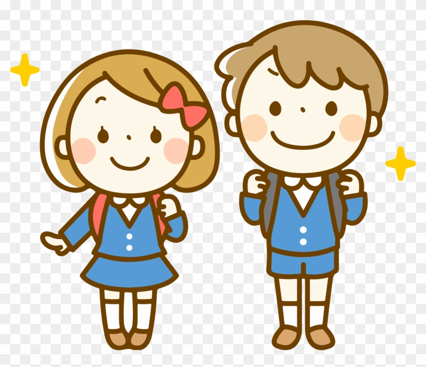 All Photo Png Clipart - Clipart Student In The School #1359912