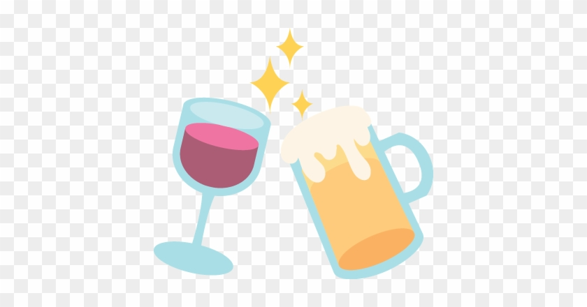 Weekly Happy Hours - Wine Glass #1360335