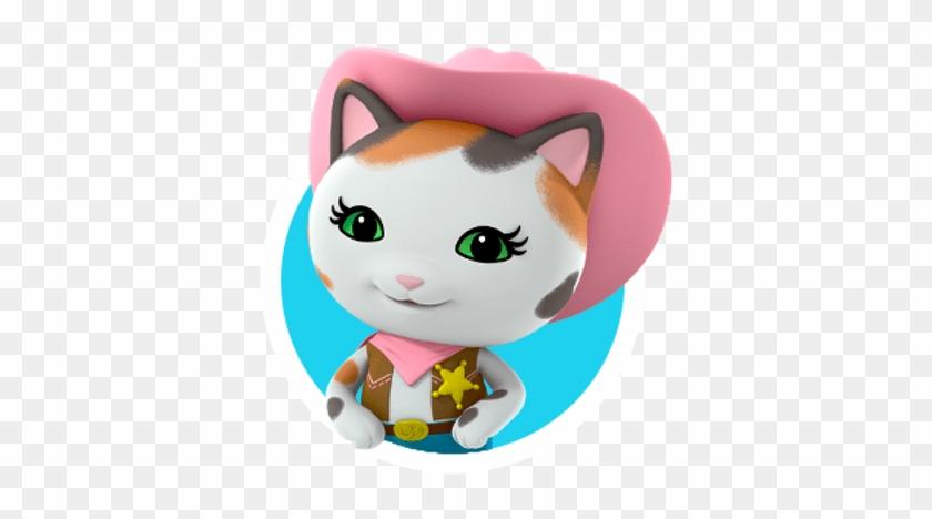 Sheriff Callie Emblem - Sheriff Callie Wild West #1360575