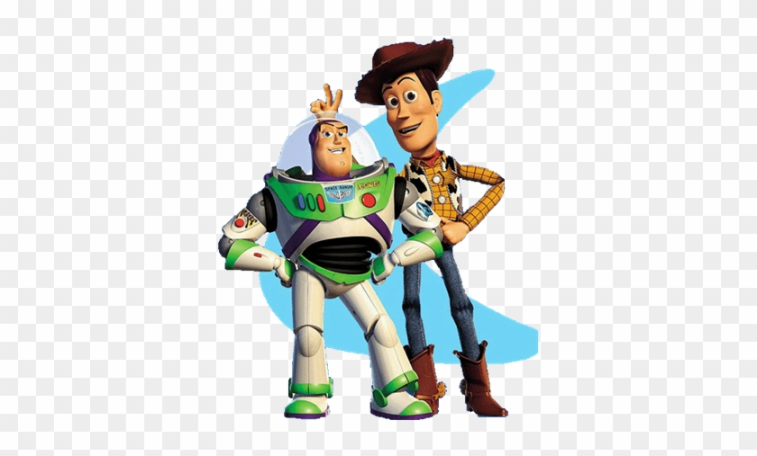Stock Images - Toy Story Buzz And Woody #1360592