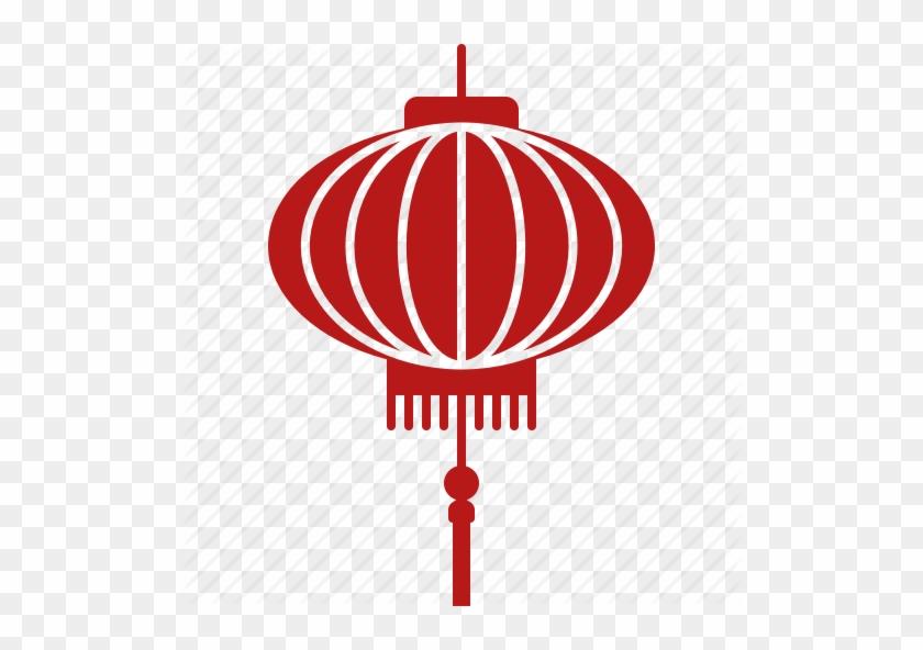 Download Paper Lanterns Black And White Clipart Light - Chinese Lantern Black And White #1360790