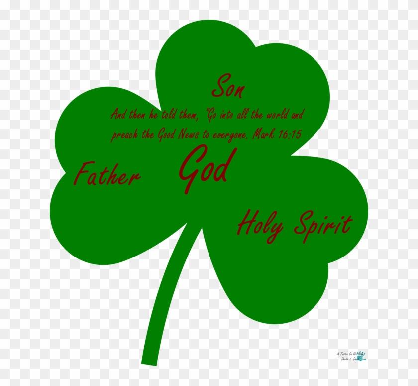 Download Saint Patrick's Day Clipart Saint Patrick's - Irish Clover Png #1361233