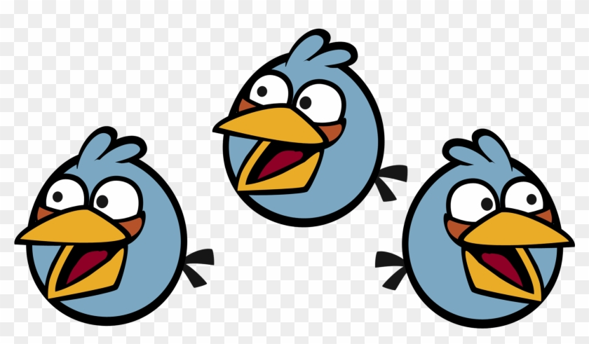 Blue Jay Clipart Angry Angry Birds Blues Happy Free Transparent Png Clipart Images Download
