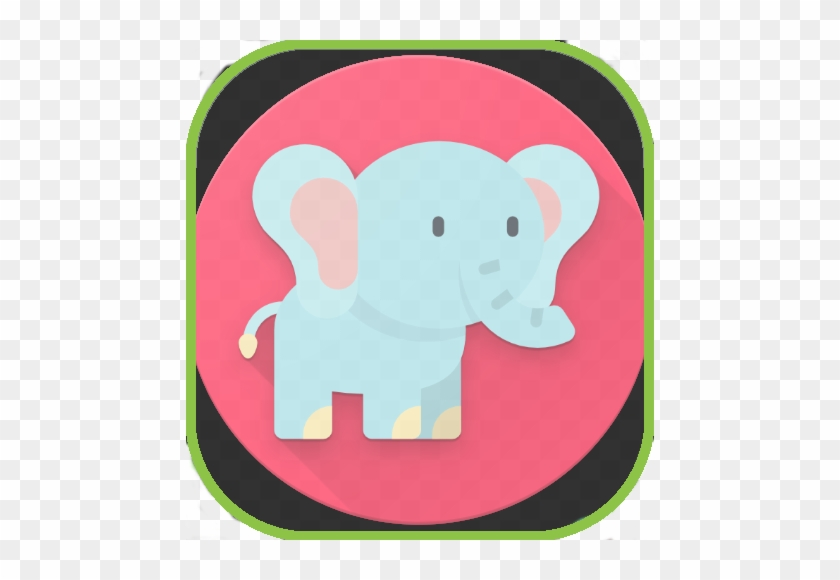 Reeth, An 11 Year Old Girl Student From India, Has - Indian Elephant #1362017
