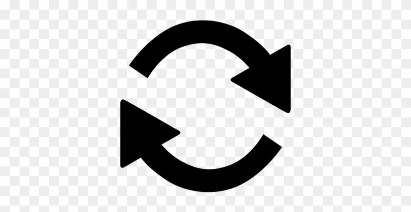 Transformation Vector Clipart Clip Art Freeuse Stock - Cyclical Icon