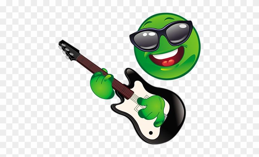 Entertainment - Emoticon Rock #211834