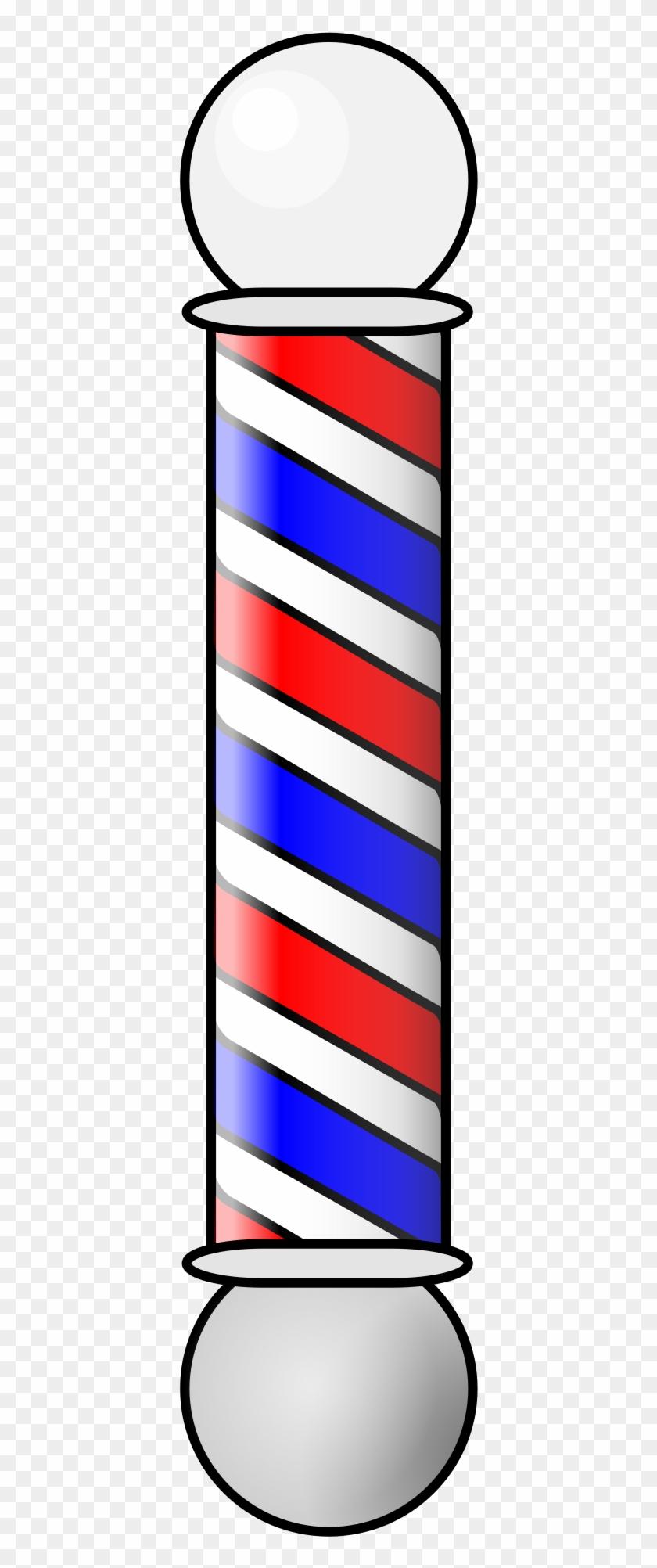 Animated Barber Pole Barbershop Pole...