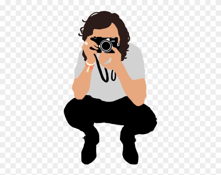 Grunge Camera Vector : Harry styles vector illustration by grungevizi on deviantart
