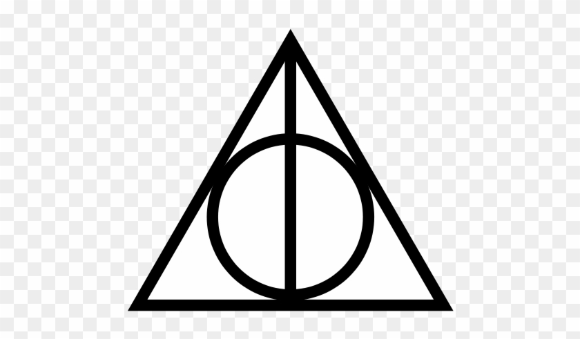 The Cloak Of Invisibility The Elder Wand And The Deathly Hallows