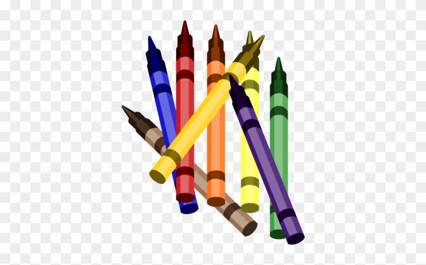 Crayon Clip Art - Crayon Clip Art No Background #212493