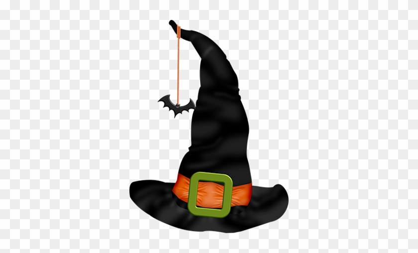 Witch Hat - Halloween Witch Hat Clip Art #212522