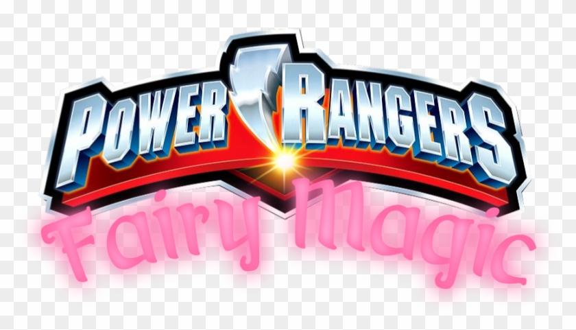 Power Rangers Fairy Magic Power Rangers Fanon Wiki - Power Ranger Ninja Steel Logo #212545