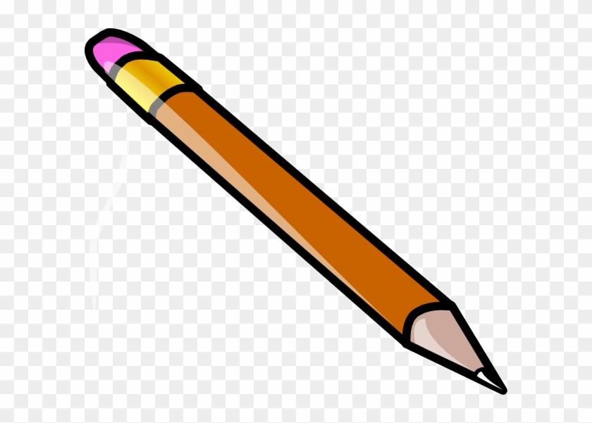Sharp Pencil Clip Art Gambar Kartun Pensil Free Transparent Png