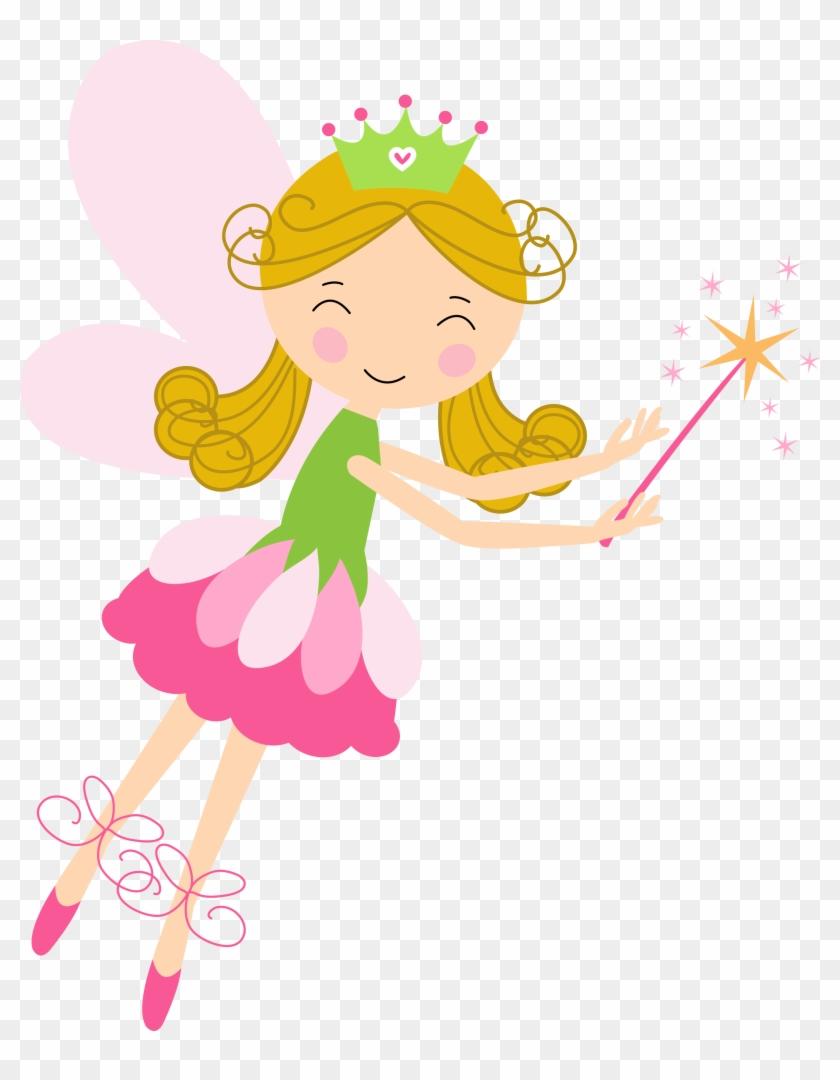 Fairy Clipart - Fairy Clipart #212870