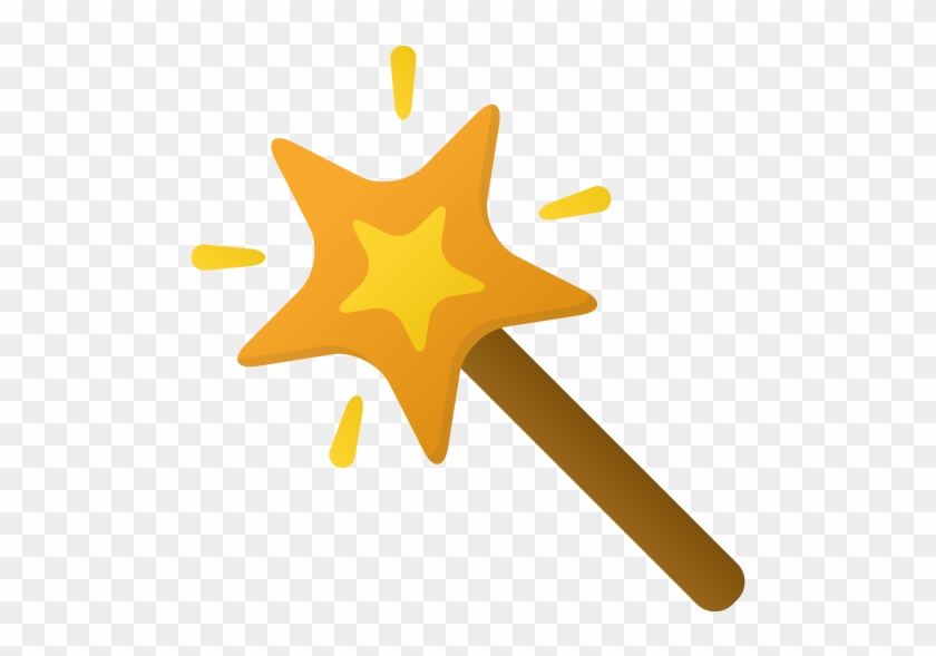 Magic Wand Icon Magia Icono Free Transparent Png Clipart Images