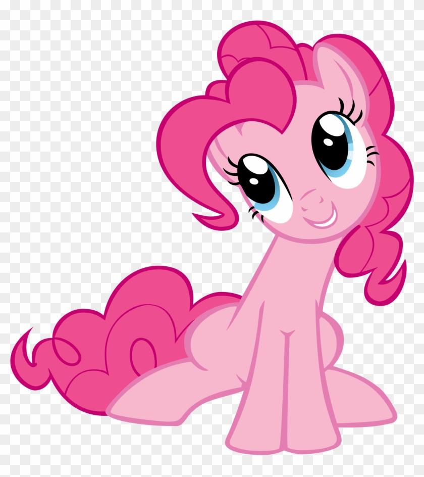 My Little Pony Clipart Hd - My Little Pony Pinkie Pie #213034
