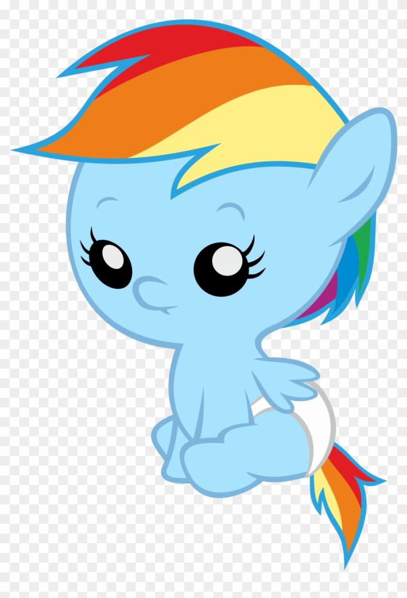 Baby Dash By Stardustxiii-d4hdmpt - Little Pony Friendship Is Magic #213138
