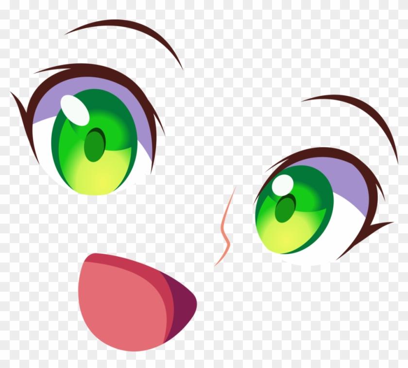 Green Eyes Smile - Blushing Dark Magician Girl #213278
