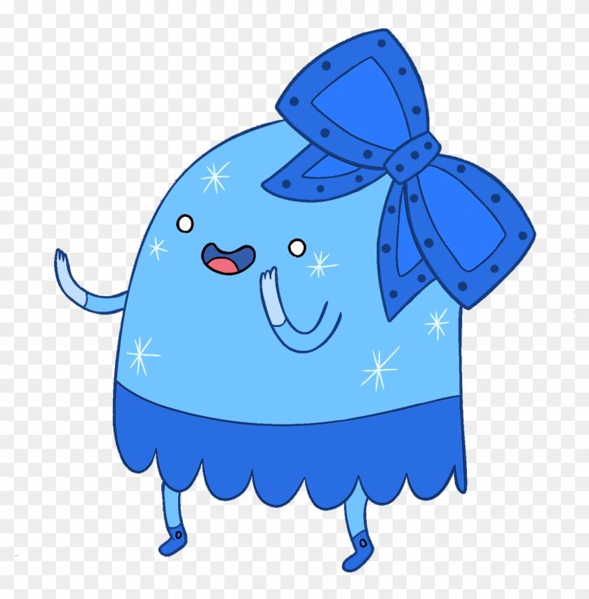 Gumdrop Mascot - Gum Drop With A Face #213442