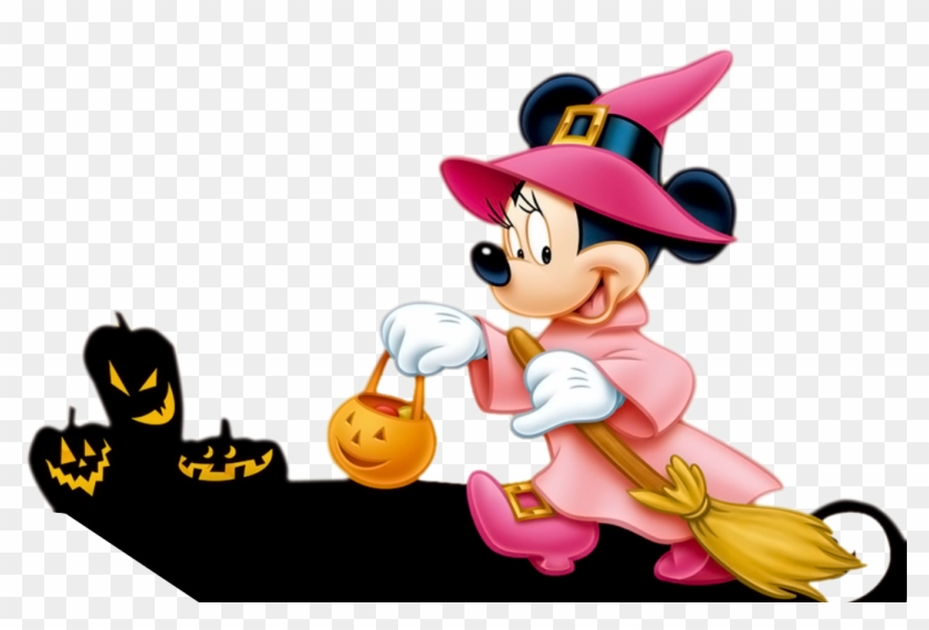 Magic Wands Minnie Mouse Donald Duck Halloween - Magic Wands Minnie Mouse Donald Duck Halloween #213715