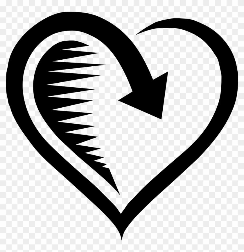 Black And White Love Clip Art - Award Ribbon Clip Art #213886