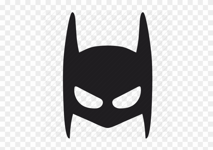picture regarding Printable Superhero Masks referred to as Significant-good quality Batman Mask Cliparts For No cost Picture - Totally free