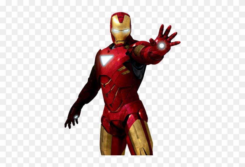 Iron Man Clipart Vector Panda Free Images - Iron Man Clip Art #214235